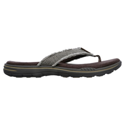 Skechers Evented Mens Flip-Flops