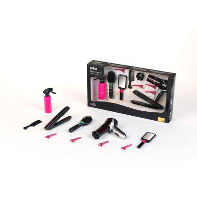 Theo Klein Mega Braun Hairstyling Set