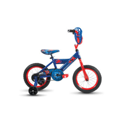 "Hufy 14"" Marvel Ultimate Spider-Man Boys Bike"