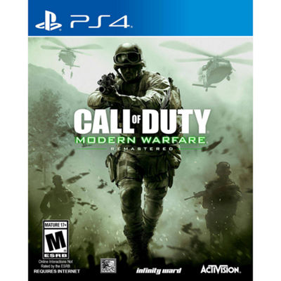 Playstation 4 Call Of Duty: Modern Warfare Remastered Video Game