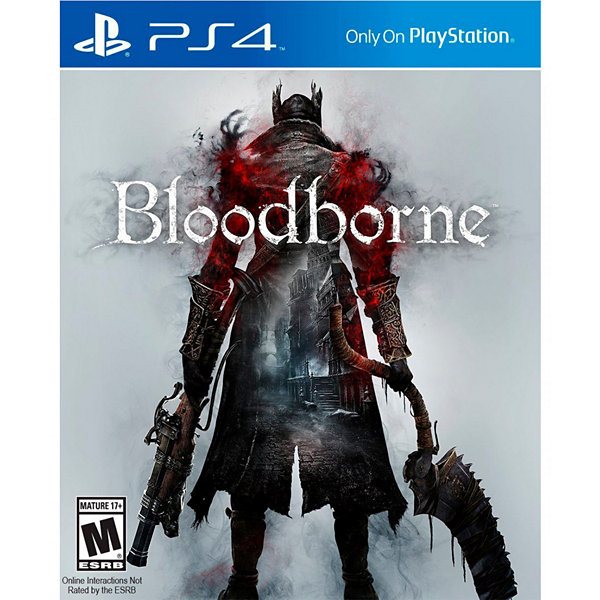 Bloodborne  PS4 Video Game