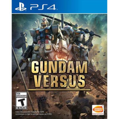 Playstation 4 Gundam Versus Video Game