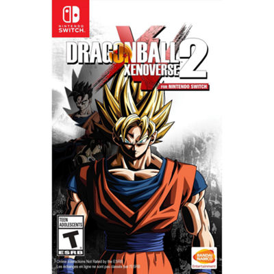 Nintendo Switch Dragon Ball Xenoverse 2 Video Game