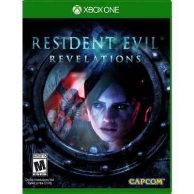 Resident Evil Revelations XB1 Video Game