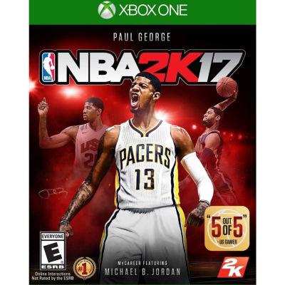 XBox One Nba 2k17 Video Game