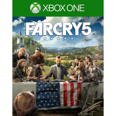 XBox One Far Cry 5 Video Game