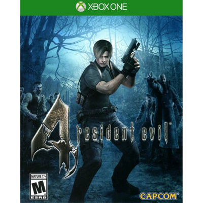 XBox One Resident Evil 4 Hd Video Game