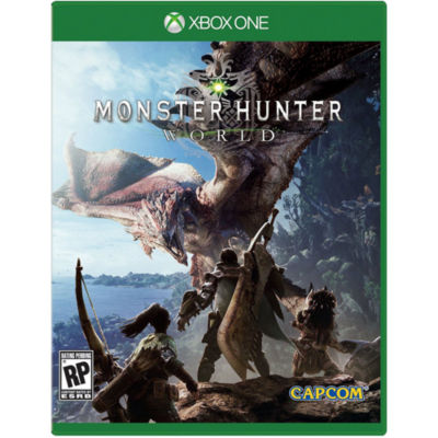 XBox One Monster Hunter World Video Game