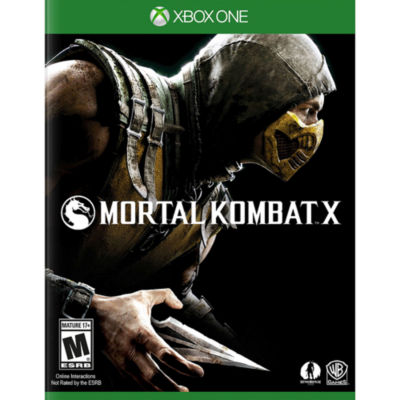 XBox One Mortal Kombat X Video Game