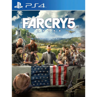 Far Cry 5 PS4 Video Game