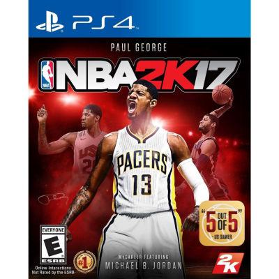 NBA 2K17  PS4 Video Game