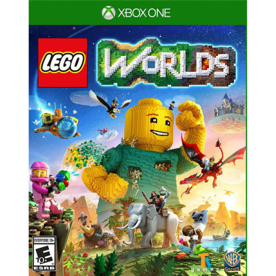 LEGO Worlds XBox One Video Game