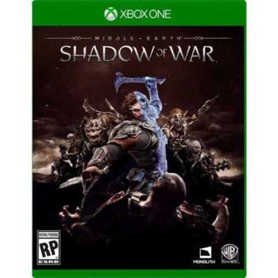 Middle Earth Shadow War XB1 Video Game