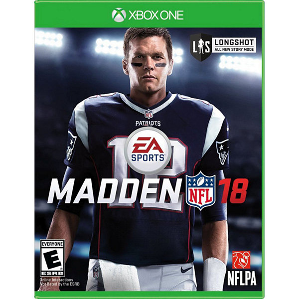 Madden NFL 18 XBO Video Game