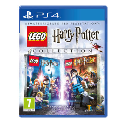 Playstation 4 Lego Harry Potter Collection - Remastered Video Game