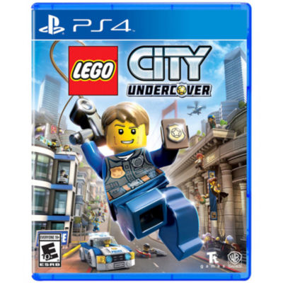 LEGO City Undercover PS4 Video Game