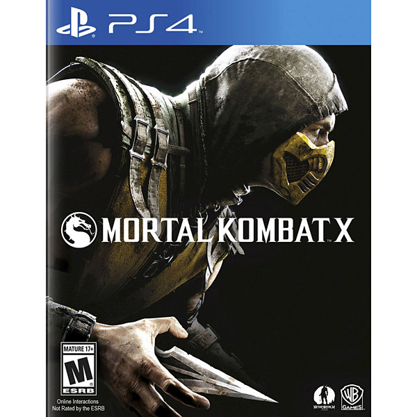 Mortal Kombat X PS4 Video Game