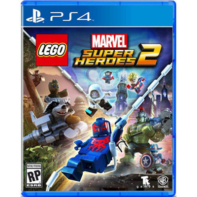 Playstation 4 Lego Marvel Super Heroes 2 Video Game