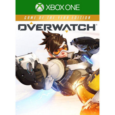 XBox One Overwatch: Game Of The Year Edition Video Game