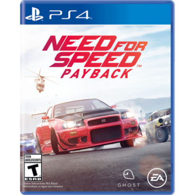Playstation 4 Need For Speed: Payback Video Game