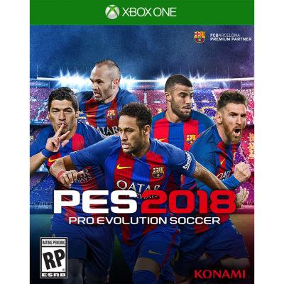 Pro Evolution Soccer 2018 XBO Video Game
