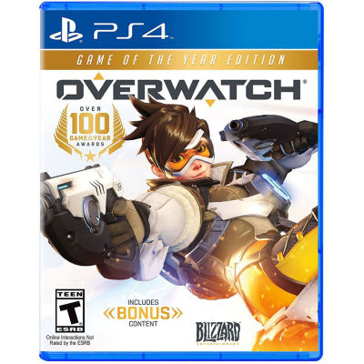 Overwatch GOTY Edtn PS4 Video Game