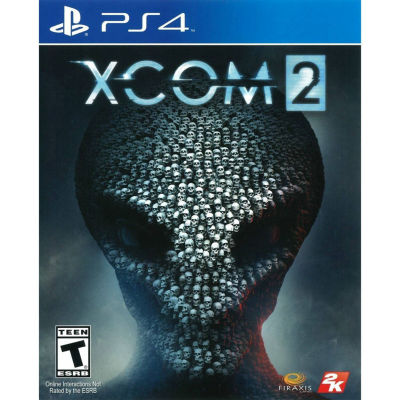 Playstation 4 Xcom 2 Video Game