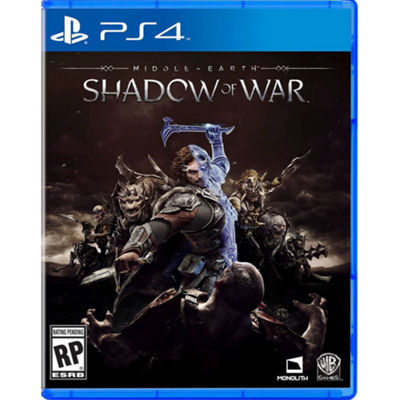 Playstation 4 Middle-Earth: Shadow Of War Video Game
