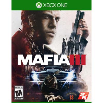 XBox One Mafia Iii Video Game