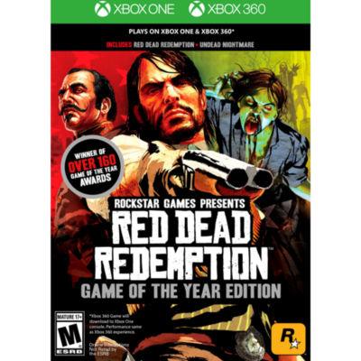 Red Dead Redemption: GOTY XONE Video Game