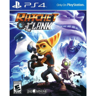 Playstation 4 Ratchet & Clank Video Game