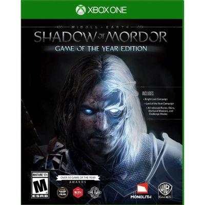 ME Shadow of Mordor GOTY XOne Video Game