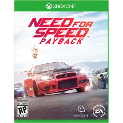 XBox One Need For Speed: Payback Video Game