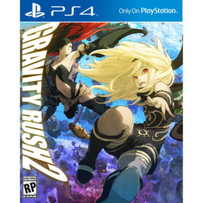 Playstation 4 Gravity Rush 2 Video Game