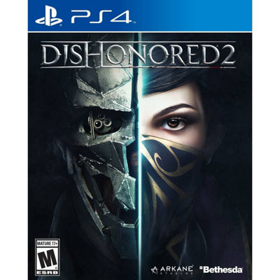 Playstation 4 Dishonored 2 Video Game