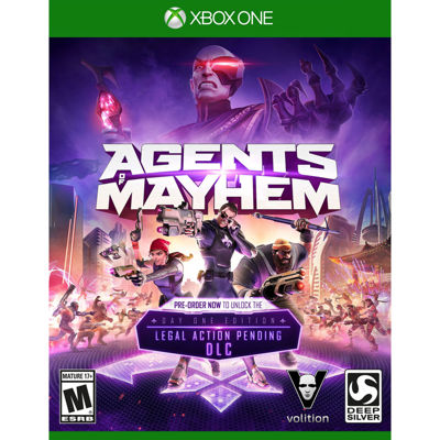 Agents of Mayhem  XB1 Launch Video Game