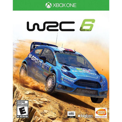 XBox One Wrc 6: World Rally Championship Video Game
