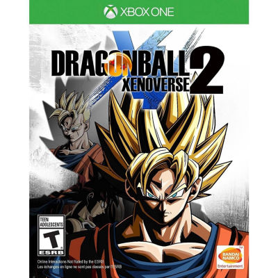 XB1 Dragon Ball Xenoverse 2 SE Video Game