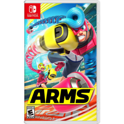 Nintendo Switch Arms Video Game