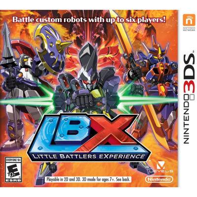 Nintendo 3DS Lbx: Little Battlers Experience Video Game