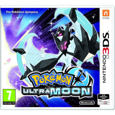 Pokemon Ultra Moon 3DS Video Game