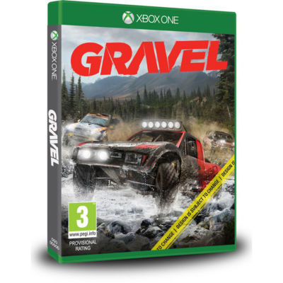 XBox One Gravel Video Game