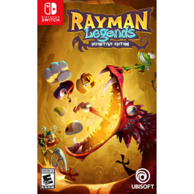 Nintendo Switch Rayman Legends: Definitive Edition Video Game