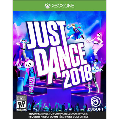 XBox One Just Dance 2018 Video Game