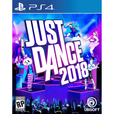 Just Dance 2018 PS4 Video Game