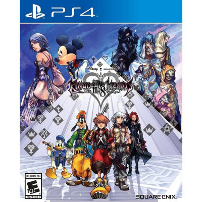 Playstation 4 Kingdom Hearts Hd 2.8 Final Chapter Prologue Video Game