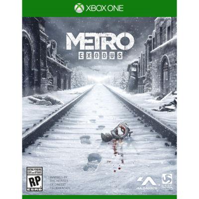 XBox One Metro Exodus Video Game