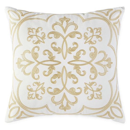 JCPenney Home Amelia Square Throw Pillow