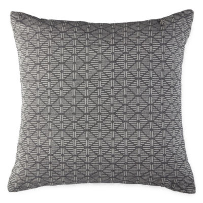 JCPenney Home Damon Euro Pillow