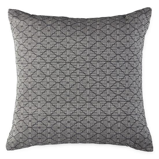 JCPenney Home Damon Euro Pillow